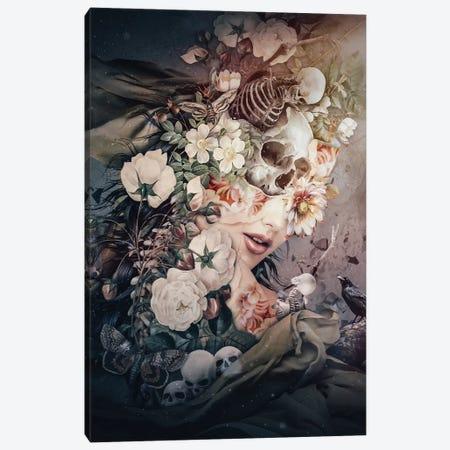 Dark To Light 3-Piece Canvas #PEK192} by Riza Peker Canvas Art Print
