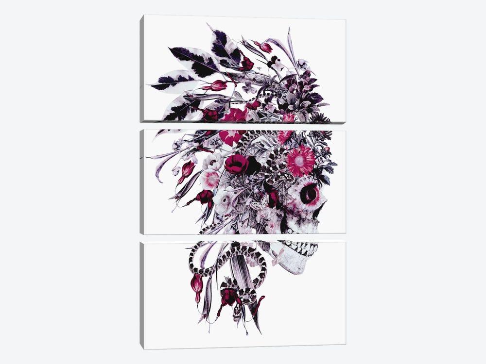Momento Mori Chief by Riza Peker 3-piece Art Print