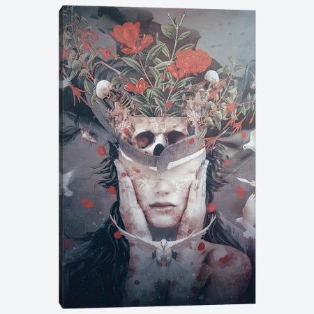 Hopeful Canvas Print #PEK201} by Riza Peker Art Print