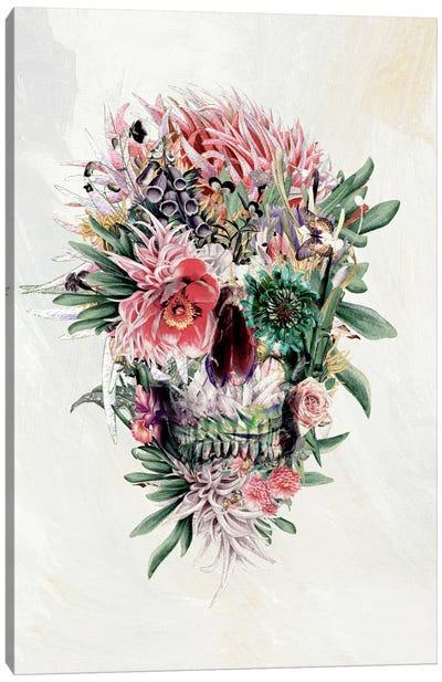 Momento Mori I Canvas Art Print