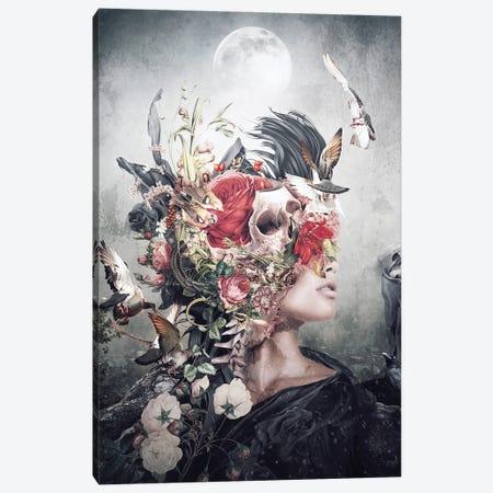 Intertwined Canvas Print #PEK210} by Riza Peker Canvas Wall Art