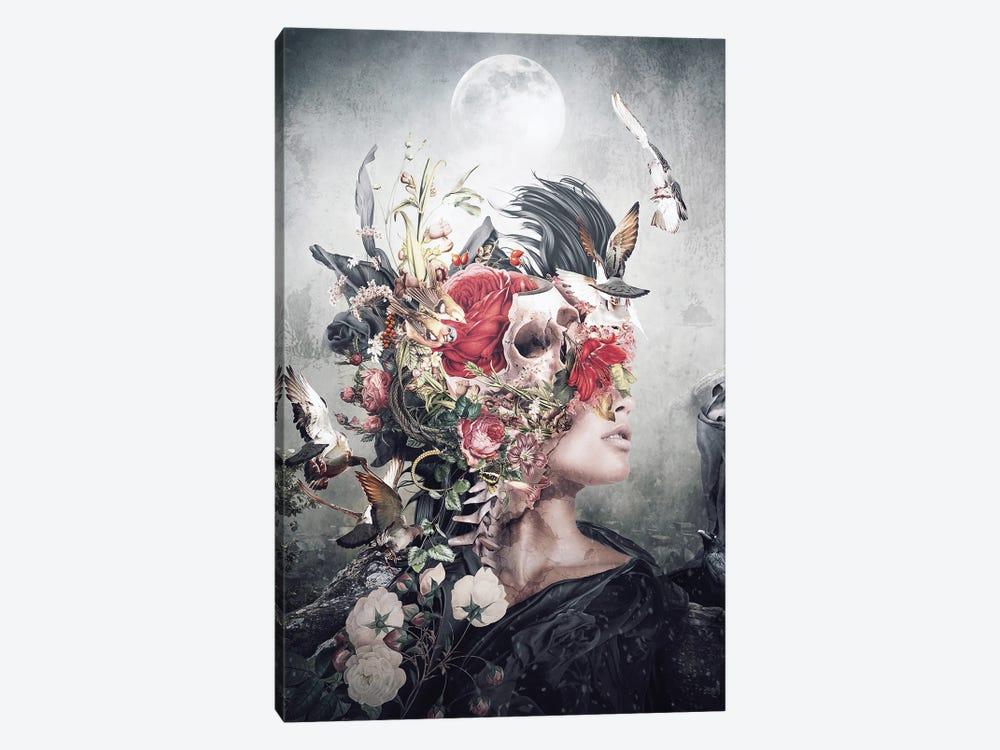 Intertwined by Riza Peker 1-piece Art Print