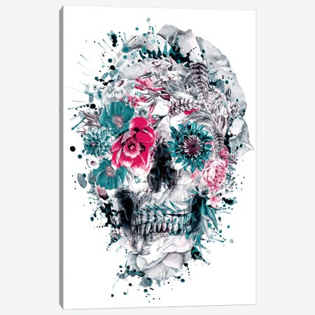 Momento Mori IX Canvas Print #PEK21} by Riza Peker Canvas Wall Art