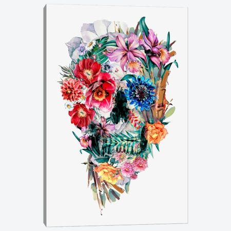Momento Mori VI Canvas Print #PEK24} by Riza Peker Canvas Art Print