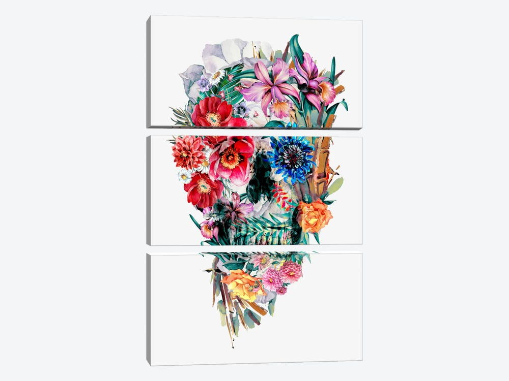 Momento Mori VI by Riza Peker 3-piece Art Print