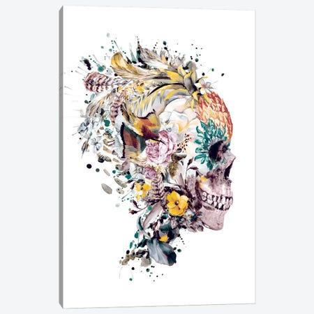 Momento Mori VII Canvas Print #PEK25} by Riza Peker Art Print