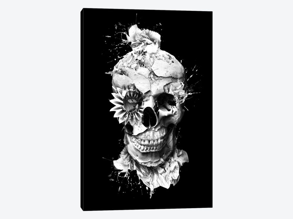 Skeleton 1-piece Canvas Wall Art