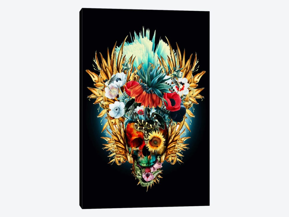 Vivid I 1-piece Canvas Print