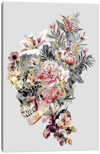 Floral Skull Series: XII Canvas Print #PEK43