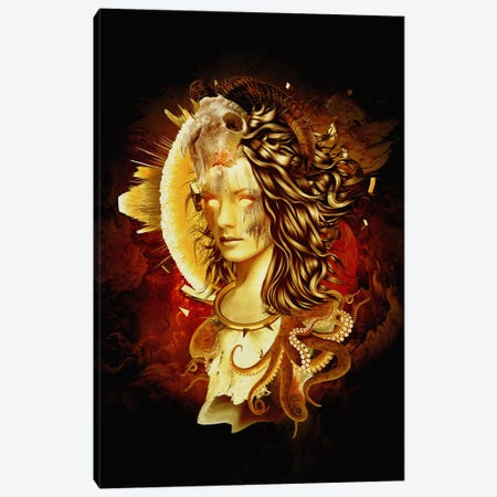 Mage Canvas Print #PEK51} by Riza Peker Art Print