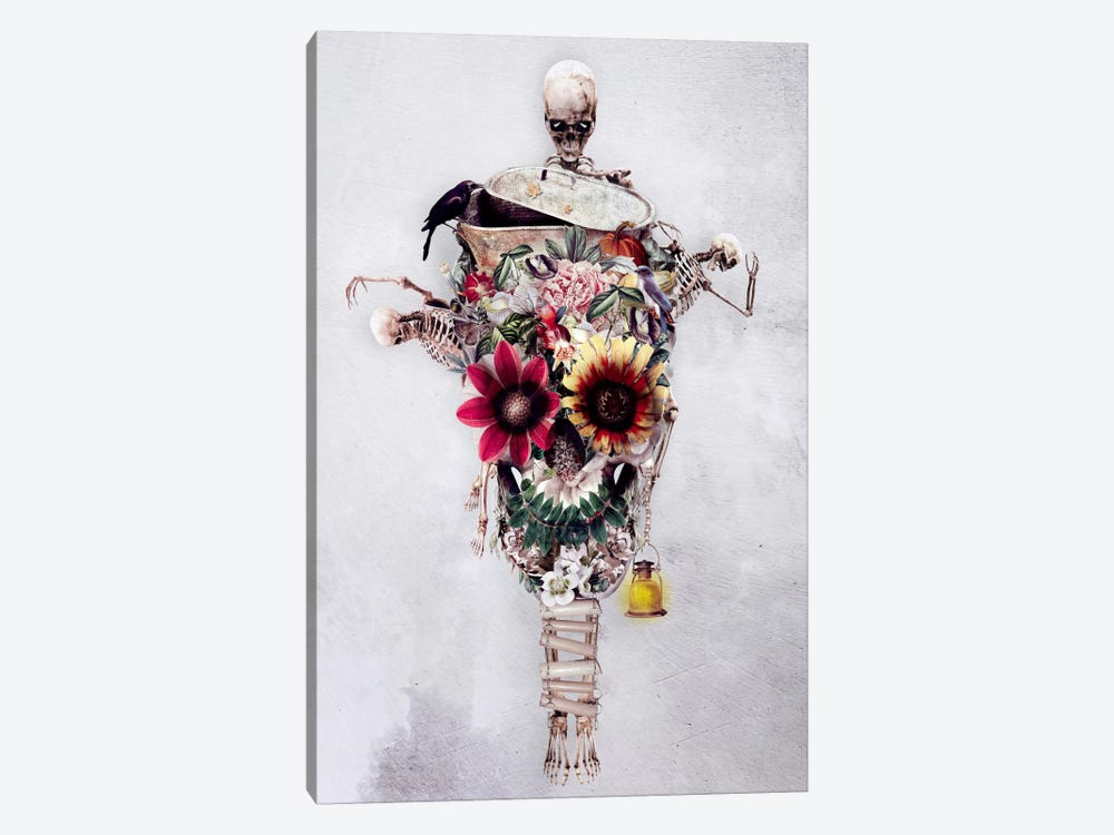 Scarecrow by Riza Peker 1-piece Art Print