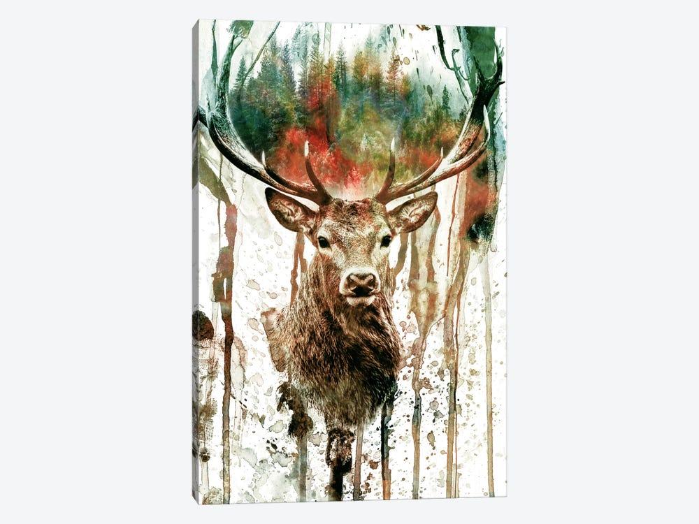 Deer I by Riza Peker 1-piece Art Print