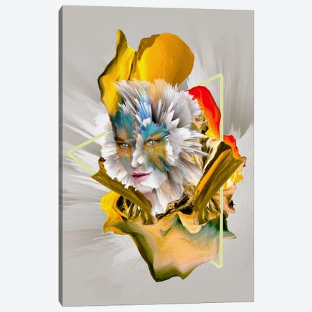 Evolution Canvas Print #PEK8} by Riza Peker Canvas Art