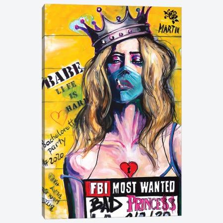 Bachelorette Party 2020 Canvas Print #PEM1} by Peter Martin Canvas Wall Art