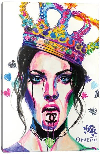 Taste Of Glamour I Canvas Art Print