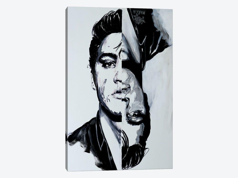 Elvis by Peter Martin 1-piece Canvas Wall Art
