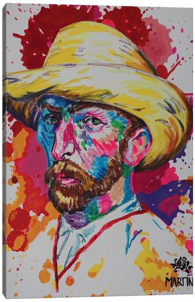 Vincent Van Gogh Canvas Art Print