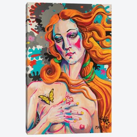 Birth Of Venus Canvas Print #PEM53} by Peter Martin Canvas Art Print