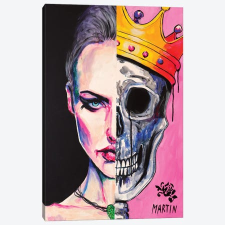 Carpe Diem Canvas Print #PEM9} by Peter Martin Canvas Art