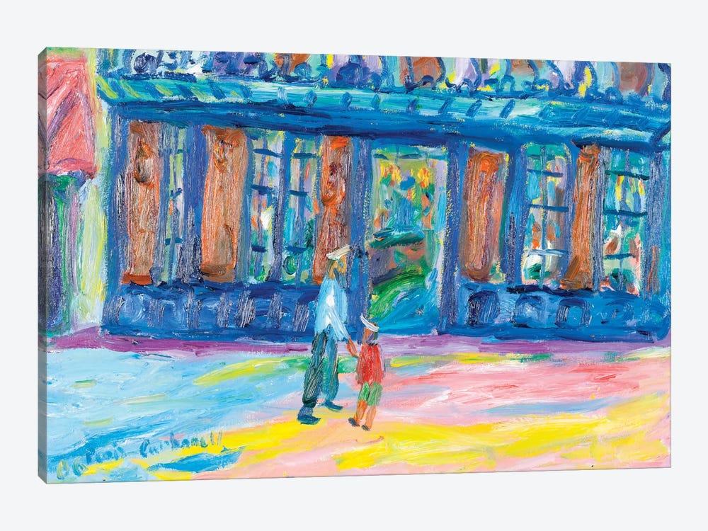 Le Procope, Paris by Peris Carbonell 1-piece Canvas Art