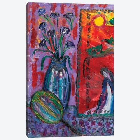 Antique Shop II Canvas Print #PER48} by Peris Carbonell Canvas Print