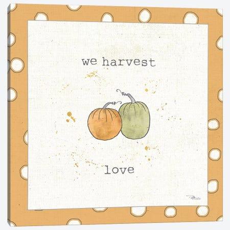 Harvest Cuties I Step 02C Canvas Print #PES19} by Pela Studio Art Print