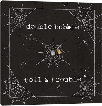 Spooky Cuties I Web Canvas Art Print