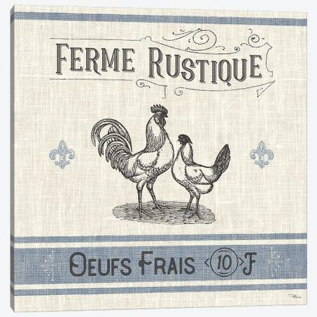 French Farmhouse II Canvas Print #PES2} by Pela Studio Canvas Art Print