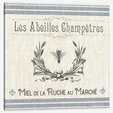French Farmhouse III Canvas Print #PES3} by Pela Studio Art Print