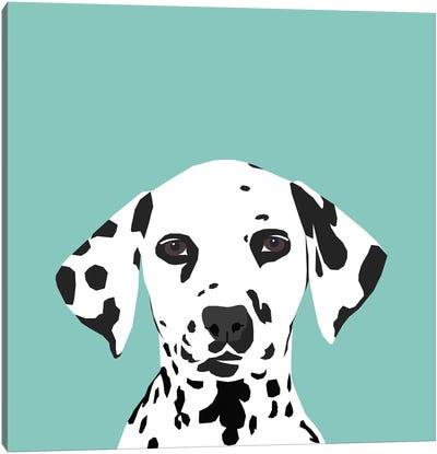 Dalmatian Canvas Print #PET33