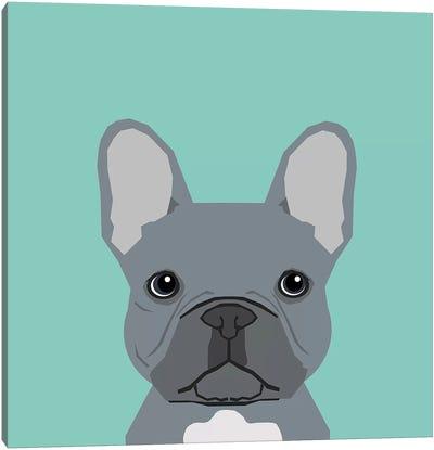 French Bulldog I Canvas Art Print
