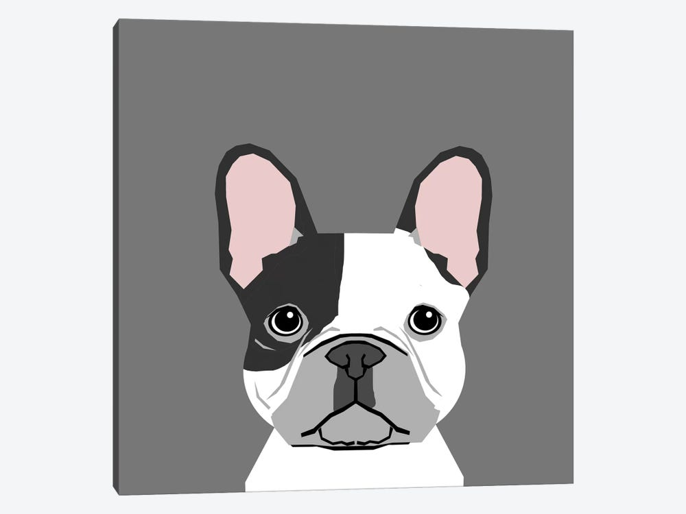 French Bulldog II 1-piece Art Print