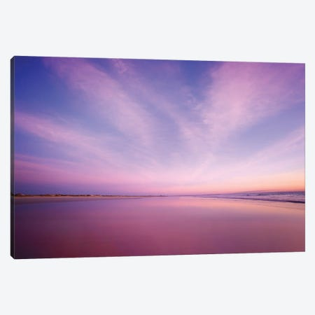 Broome To Infinity Canvas Print #PEW123} by Peter Walton Art Print