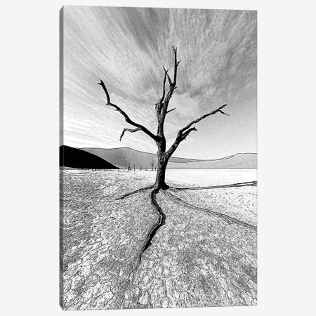 Lone Survivor Canvas Print #PEW135} by Peter Walton Art Print
