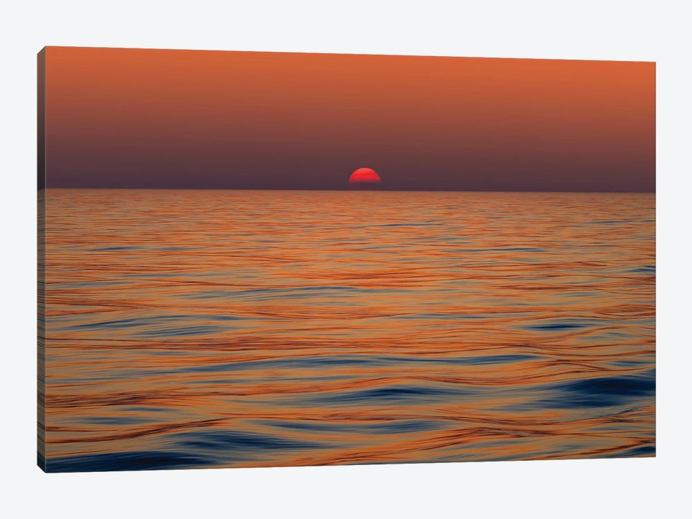Day's End by Peter Walton 1-piece Canvas Art Print