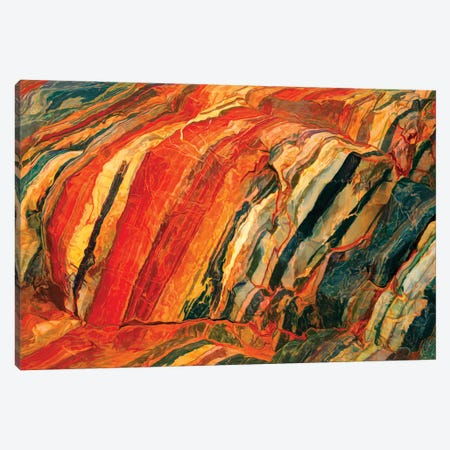 Australian Marble Canvas Print #PEW189} by Peter Walton Canvas Print
