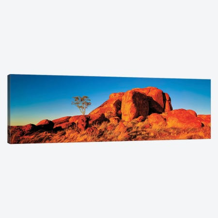 Giant Devils Marbles Canvas Print #PEW207} by Peter Walton Canvas Print