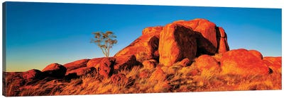 Giant Devils Marbles Canvas Art Print