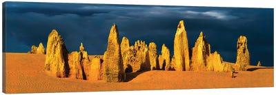 The Pinnacles Canvas Art Print