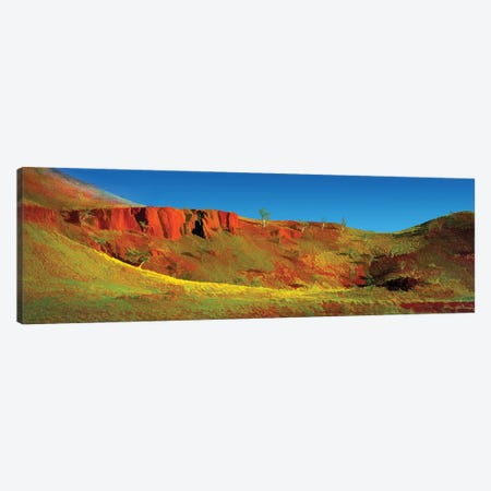 Pilbara Panorama Canvas Print #PEW217} by Peter Walton Canvas Art