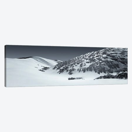 High Country Snow Drift Canvas Print #PEW36} by Peter Walton Canvas Art