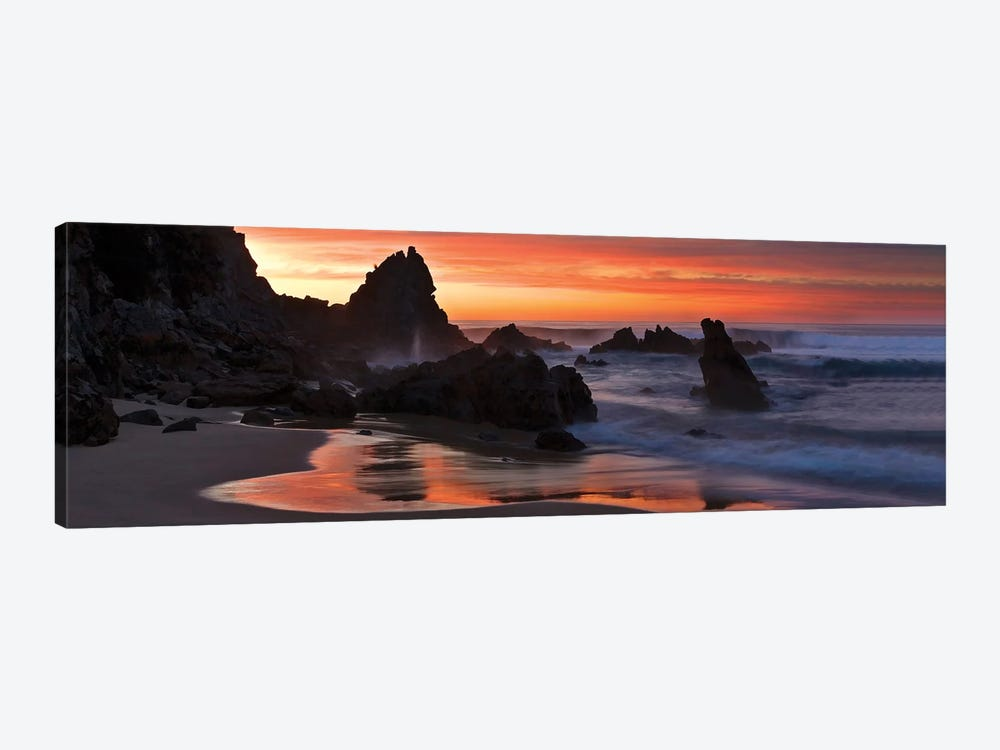 Point Hicks Panorama by Peter Walton 1-piece Canvas Wall Art