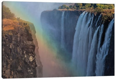 Victoria Falls Canvas Art Print