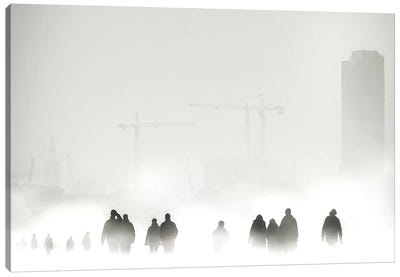 Atmosphere Canvas Art Print