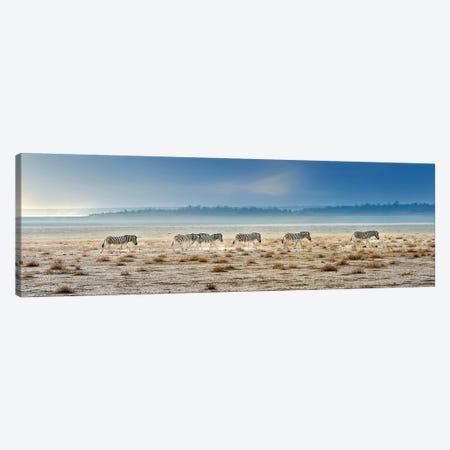 Promenade Canvas Print #PFL5} by Piet Flour Art Print