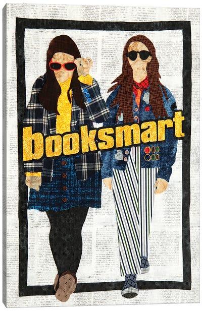 Booksmart Canvas Art Print