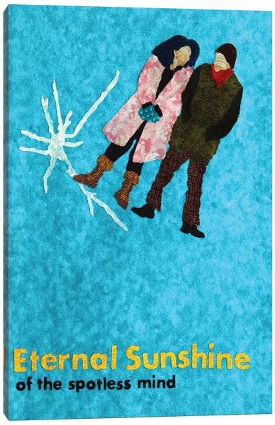 Eternal Sunshine Canvas Art Print
