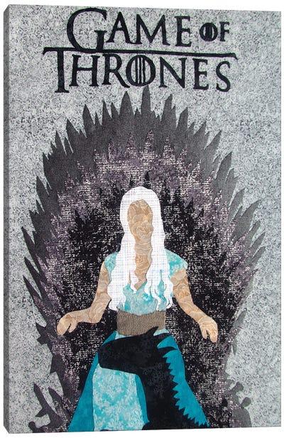 Game Of Thrones Canvas Art Print