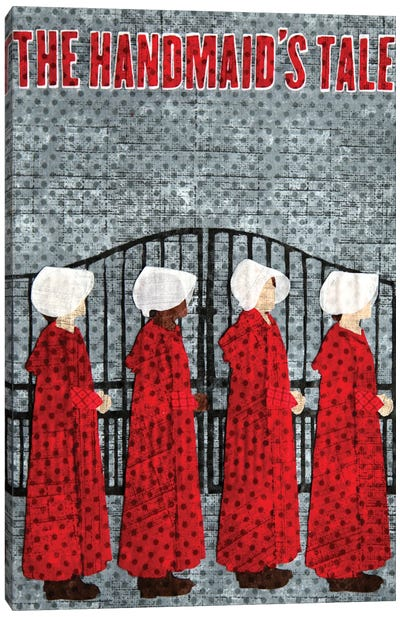 Handmaid's Tale Canvas Art Print
