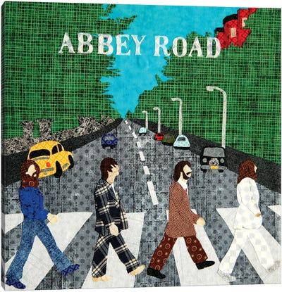 Abbey Road Canvas Art Print